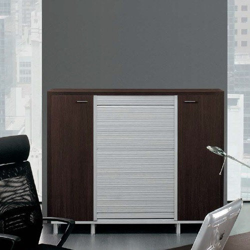 Houten kast Designline 150 x 184cm